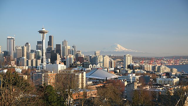 Seattle Skyline (Quelle: Daniel Schwen)