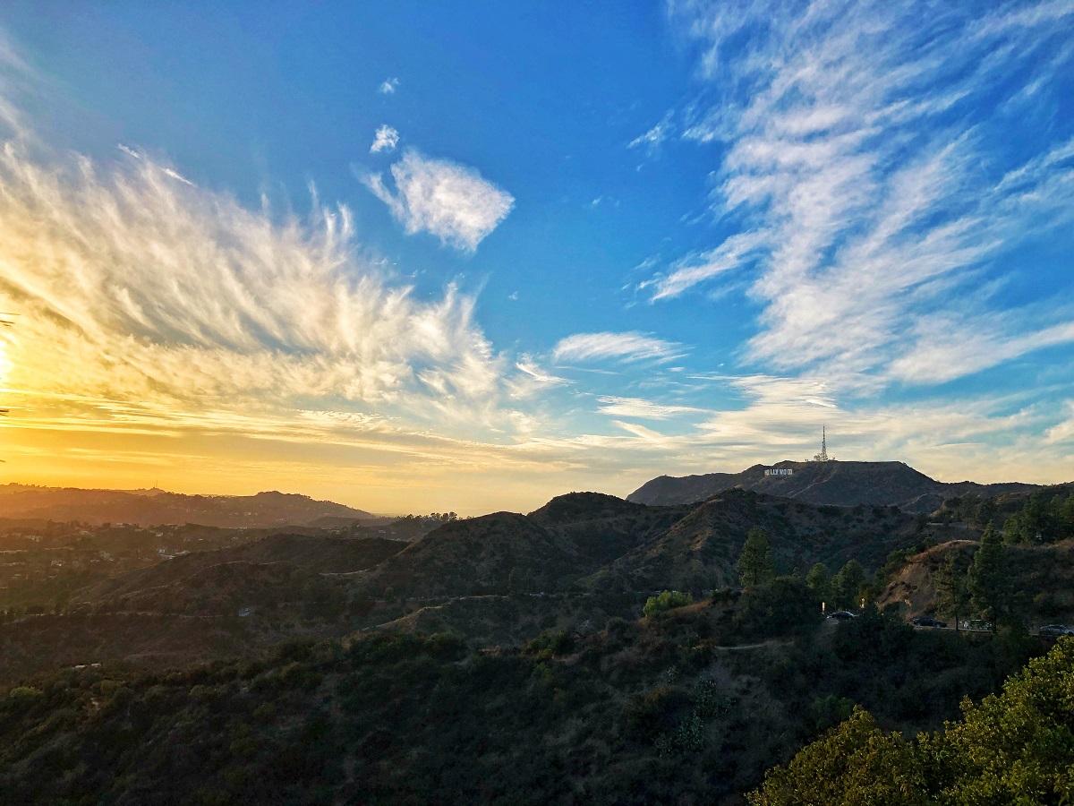 Wandern auf den Trails von Los Angeles